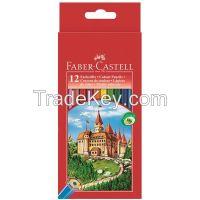Faber Castell - 12 colour pencils
