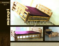 Standard Bamboo Bed [BD-01]
