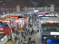 Canton fair interpreter