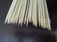 Fctory price strongest round bamboo skewer