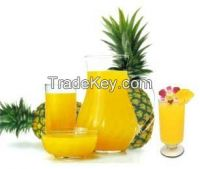 Pineapple juice concentrate