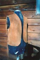 Moose-hide Vests