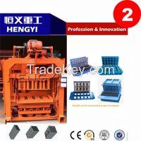 Hot sale/ Best price concrete block machine for sale