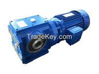 S Series Helical Worm Gear Motor
