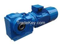 K Series Helical Bevel Gear Motor