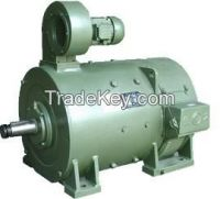 DJ-800 Series Hoisting & Metallurgical  DC motor