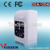 2015 widely used 3 shifts available electronic time recorder for time attendance system