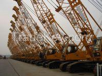 XCMG 55TON Crawler Crane QUY55 with Best Price