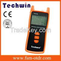 Fiber Optical Laser Light Source TW3109 For Fiber Optic Test