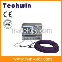 Techwin Brand Vector Optics Network Analyzer for Measuring EquipmentTW4600