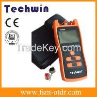 Techwin Optical fiber Power Meter made in China
