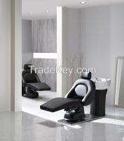 Shampoo bed