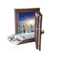 Wooden Composite PVC Window