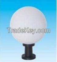 LED Plastic Pillar Light