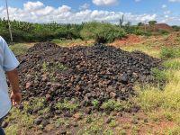 Manganese Ore from Brazil