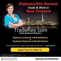 Nursing & Healthcare Canada/Australia/UK/Newzealand/ Europe