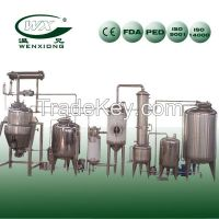 Chinese herbal extract production line  processing line