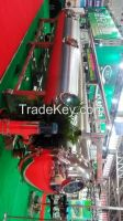 Chinese herbs extraction production line  processing line