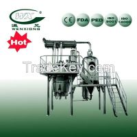 Chinese herbs extracting machinery   natural plant extract machine processing line