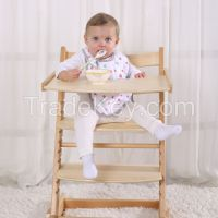 LAT pre-washed 100% cotton muslin snap bibs