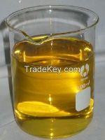 Crude Degummed Rapeseed (canola) Oil