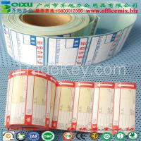 Thermal Self-Adhesive Labels  stickers Forms Paper Roll Wholesale Manufacturer made in China