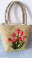 SHOPPING BAG - SEAGRASS BAG - NATURAL MATERIAL (Whatsapp +84 938880463)