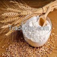 wheat flour, refined corn oil, yellow maize