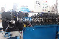 Interlock hose making machine