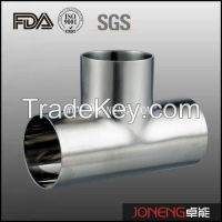 Stainless Steel Pipe Fittings Equal Food Tee