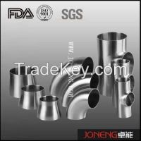 Stainless Steel Food Grade Welded Pipe Fittings