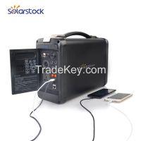 Indoor / Outdoor Off Grid Portable Solar Generator 500W