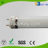 2015 Newest rotating end cap t8 led tube