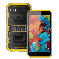 6 inch android 5.1 4G LTE rugged mobile phone