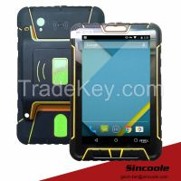 7 inch android barcode rugged tablet