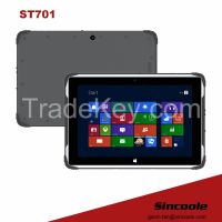 10.1 inch windows rugged tablet