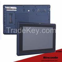 RJ45 ethernet port 10.1 inch windows 7 industrial tablet