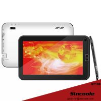 10.1 inch eathernet android 4.4.2 industry tablet