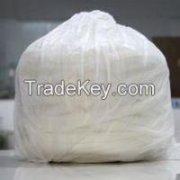 Raw White Merino Wool Tops