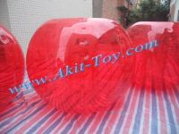 Funny red inflatable