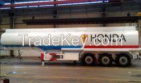 Oil Tanker Trailer