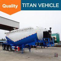 TITAN 30cbm Cement Bulker Tank Carrier Trailer