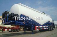 TITAN 60cbm Cement Bulker Tank Carrier Trailer with BPW Axle