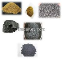 Lead ore / Copper / Tin /