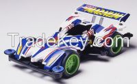 Japanese mini 4WD cars / Tamiya Plastic model car toys from japan