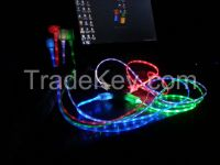 usb cable with lighting noodle usb cable OEM usb cable