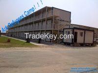 Ark Refugees Camp
