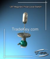 Magnetic Reed Level Switch