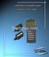 Portable/handheld Ultrasonic Flow Meter