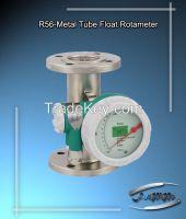 Metal Tube Float Rotameter